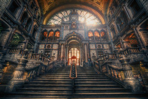 Top 10 meest fotowaardige stations van Nederland en België