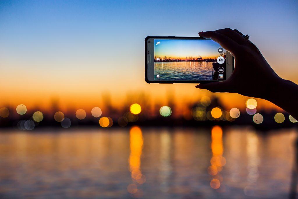 Zo maak je de mooiste foto's met… je smartphone